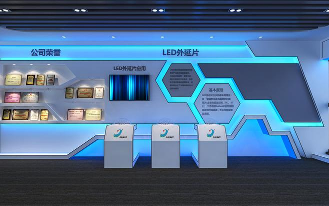 哪些企业应该选择做自己的企业展厅