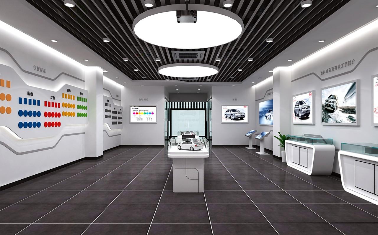 中小企业如何选择一个性价比高的展厅设计公司